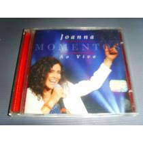 Cd - Joanna - Momentos Ao Vivo
