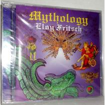 Cd Eloy Fritsch - Mythology ( Rock Symphony )