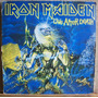 Vinil Lp Iron Maiden - Live After Death - Duplo - Capa Dupla