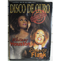 Funk Black Dance Pop Dvd Whitney Houston Grandes Vozes Raro