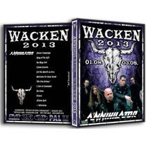 Annihilator - Live Wacken 2013