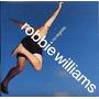 Cd-single-robbie Williams-no Regrets-importado Em Otimo Esta