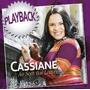 Cd Cassiane Ao Som Dos Louvores Playback