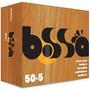 Box Bossa 50+5 - Bossa Nova Balanço Sambalanço - Cd