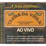 Cd Clube Da Viola V.7- Zeze Di Camargo Luciano Alma Serrana