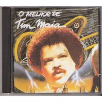 Cd Tim Maia - O Melhor De ( Universal 1989 )