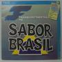 Lp Sabor Brasil - Transcontinental Fm - 1992 - Ritmo Quente