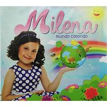 Cd Milena - Mundo Colorido [lançamento]