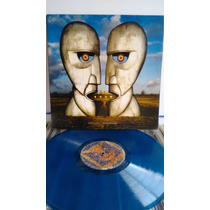 Lp Pink Floyd 1994 The Division Bell - Vinil Azul