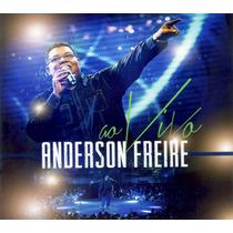 Anderson Freire Cd Ao Vivo - Original