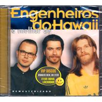 Cd Engenheiros Do Hawaii O Melhor De - Novo Lacrado!!!