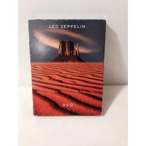 Dvd Duplo Led Zeppelin - Ótimo Estado