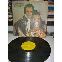 Nelson E Jeanette Puxa A Aordeion Janette Lp Raro 1974
