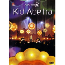 Dvd - Kid Abelha: Acústico Mtv(2002)