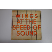 Paul Mccartney Wings At The Speed Of Sound - Vinil Lp 1976