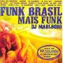 Cd Duplo - Funk Brasil - Dj Marlboro - 55 Músicas