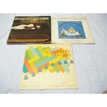 * Lp Vinil - Chico Buarque - Lote Com 10 Discos