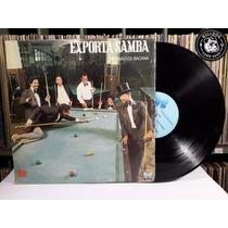 Lp Exporta Samba Reunião De Bacana - Veja O Video - Ef