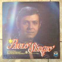 Lp Paulo Sérgio - 1987 - Ótimo Estado