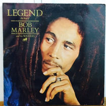 Lp Bob Marley - Legend Importado Usa Lacrado