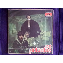 Lp Os Mutantes Mono 1968 Original Nacional Promo Raríssimo