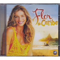 Cd Novela Flor Do Caribe Nacional