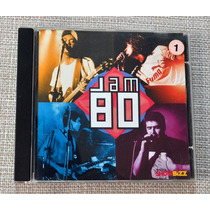 Cd Original - Jam 80 - Coletânea Revista Bizz