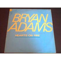 Lp Bryan Adams - Hearts On Fire. Disco Mix.