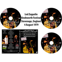 Dvd Led Zeppelin - Knebworth Masters - 30th Anniversary 79