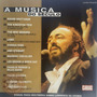 Pavarotti Cd Novo Coleção Caras A Musica Do Seculo Opera A1