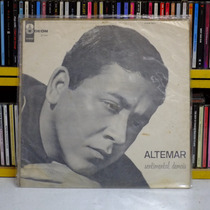Altemar Dutra Sentimental Demais - Vinil Disco Lp