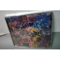 Cd Coldplay - Mylo Xyloto - Novo Lacrado Nacional
