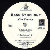 Bass Symphony - Get Freaky 12