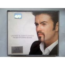 Cd George Michael - Ladies & Gentlemen - The Best Of - Duplo