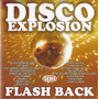 Cd Disco Explosion Flash Back 20 Grandes Sucessos Original