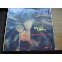Cuba Libre - Orquestra Românticos De Cuba - Vol 2 - Vinil