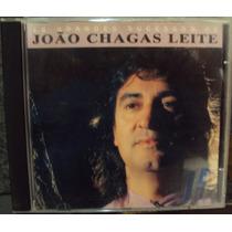 Cd João Chagas Leite 18 Sucessos Frete Grátis