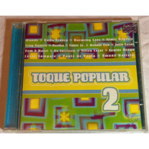 Cd Toque Popular 2 Mpb C/ Wando Amado Batista Incríveis Tony