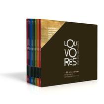 Box Cds Volume 1 Ao 10 - Louvores Inesquecíveis - Coletânea