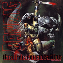 Danzig - Thrall Demonsweatlive Ep Americano 1993 1st Press