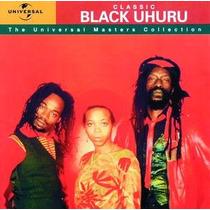 Cd Black Uhuru Universal Master Collection,novo Importado
