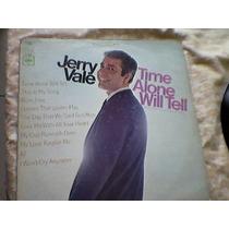 Lp Vinil-jerry Vale.the Alone Will Tell-raro!