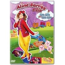Dvd Aline Barros & Cia Tim Tim Por Tim Tim Original
