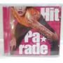 Hit Parade Brasil 2001 Som Livre Cd Original Ótimo Estado
