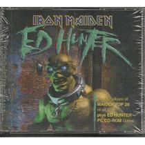 Iron Maiden-ed Hunter Box Com 3 Cds Original Novo Raro-veja