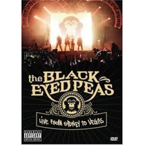 Dvd Black Eyed Peas - Live From Sidney To Vegas