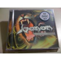 Venom - New Live & Rare (lacrado Fabrica/importado) Cd Duplo