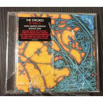 Strokes Is This It Cd + Dvd Edição Limitada Importado