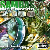 Cd - Sambas De Enredo Do Rio De Janeiro - Carnaval 2000