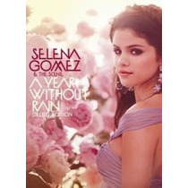 Dvd+cd-selena Gomez E The Scene-a Year Without Rain